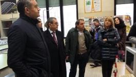Il direttore del Cnos incontra il ministro albanese