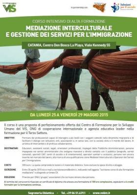 Corso in Mediazione interculturale e gestione dei servizi per l'immigrazione