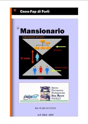 Mansionario