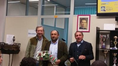 Giorgio Frassineti, sindaco di Predappio al Buongiorno