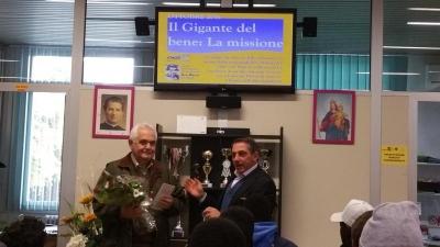 Il sindaco Luigi Pieraccini al Buongiorno