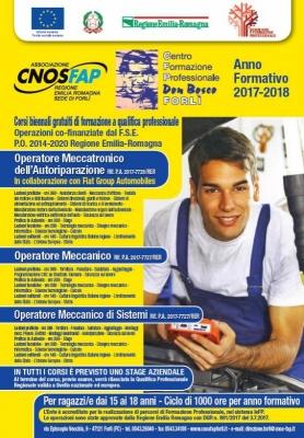 Istruzione e Formazione Professionale - IeFP